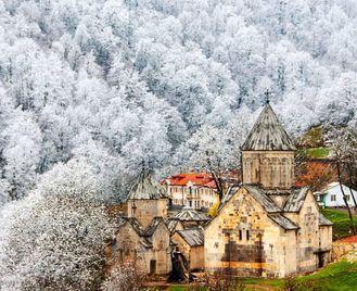 Armenia: Winter Along Armenia's Silk Road