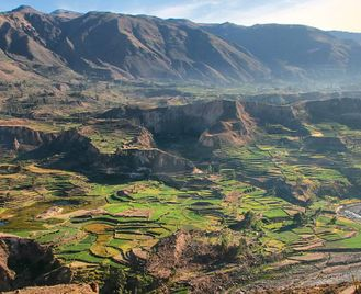 Peru: Lake Titicaca, Colca Canyon And The Sacred Valley