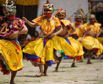 Bhutan: Best Of Bhutan: Culture, Sites And Hikes
