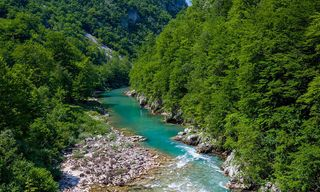 Montenegro: Mountains, Parks And Rivers