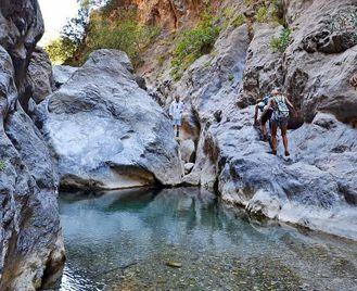 Crete: Trekking Into The Wild