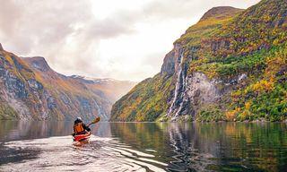 Norway: Fjords By Kayak