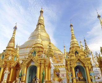 Burma: All Corners Of The Country