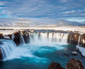 Iceland: Iceland's Winter Wonderland