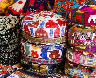 Uzbekistan: Crafts And Haberdashery