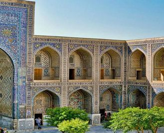 Uzbekistan: Highlights Of Uzbekistan And Turkmenistan