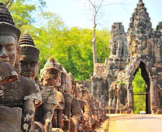 Cambodia: Angkor And Khmer Temples