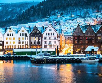 Norway: Winter Wonderland In The Fjords