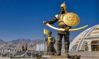 Turkmenistan: Highlights Tour