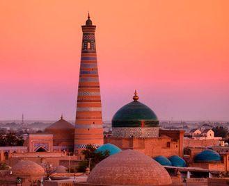 Uzbekistan: Highlights Of Uzbekistan, Kyrgyzstan And Kazakhstan