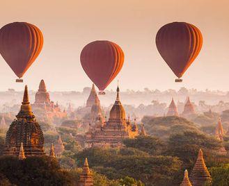 Burma: Buddhism And Archaeology