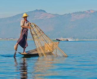 Burma: Hidden Treasures