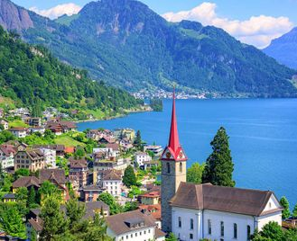 France: Road Trip Of France, Italy And Switzerland
