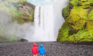 Iceland: Summer Road Trip For Families With Children