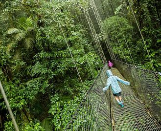 Costa Rica: Road Trip For Families With Children
