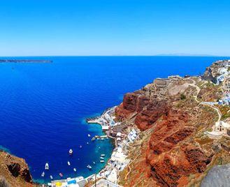 Greece: The Cyclades Island Hopper