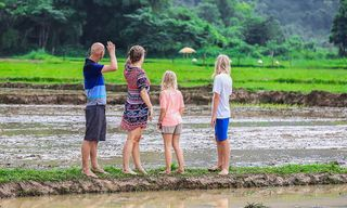 Cambodia: Highlights For Families With Children