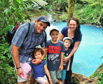 Costa Rica: Extended Road Trip For Families With Children