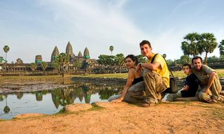 Cambodia: Highlights For Families With Teenagers