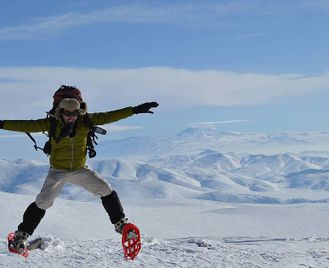 Armenia: Snowshoe Armenia's Mountains