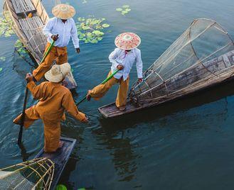 Burma: Green Footsteps In Myanmar