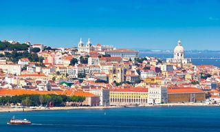 Portugal: Whistle-Stop Lisbon