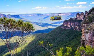 Australia: Blue Mountains, Uluru And The Great Barrier Reef