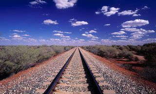 Australia: Coastlines And Outback Train Journey
