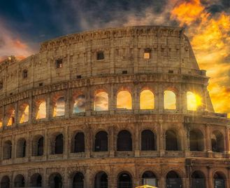 Italy: Whistle-Stop Rome
