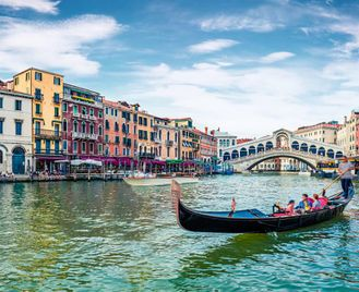 Italy: Whistle-Stop Venice