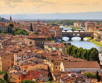 Italy: Whistle-Stop Florence