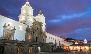 Ecuador: Whistle-Stop Quito