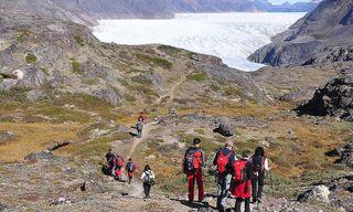 Greenland: Hotel Adventure Icebergs And Glaciers