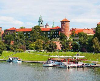 Poland: Whistle Stop Krakow
