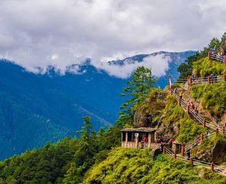 Bhutan: Jhomolhari Overnight Trek And Bhutan Discovery