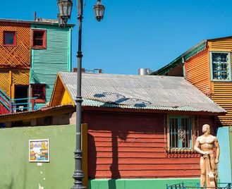 Argentina: Whistle-Stop Buenos Aires