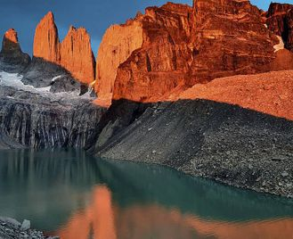 Chile: Andean Mountains And The Atacama Desert