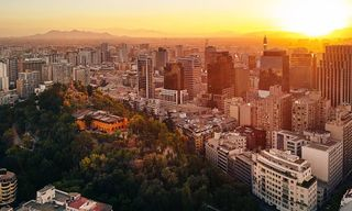 Chile: The Flavors Of Santiago De Chile