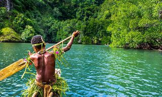 Papua New Guinea: Wonders Of New Guinea