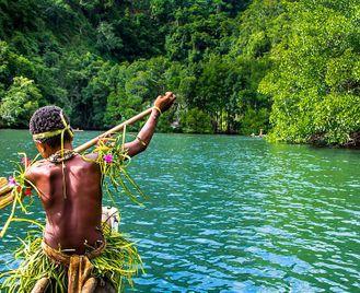 Papua New Guinea: Wonders Of New Guinea