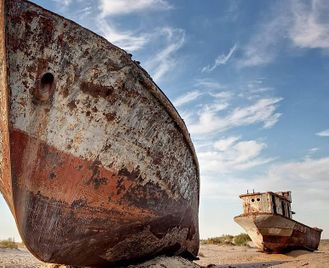 Uzbekistan: Expedition To The Aral Sea