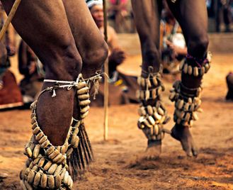 Namibia: Tradition And Wildlife In Eastern Kalahari