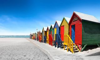 South Africa: Whistle-Stop Cape Town