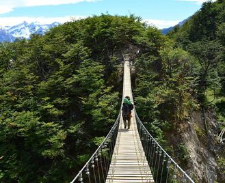 Patagonia: Hike Torres Del Paine National Park W-Circuit