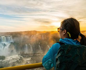 Argentina: Waterfalls And Lakes For Families