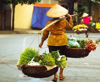 Vietnam: Icons Of Hanoi And Ho Chi Minh