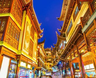 China: Charming Whistle-Stop Shanghai