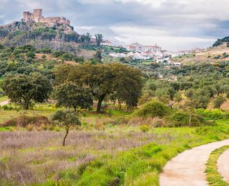 Spain: Extremadura Road Trip