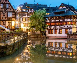 France: Best Of Paris, Alsace, Annecy And Nice