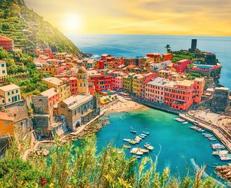 Italy: Sorrento And Amalfi Coast To Tuscany Countryside